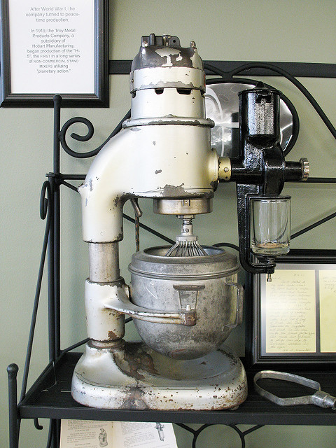 kitchenaid robot model h5