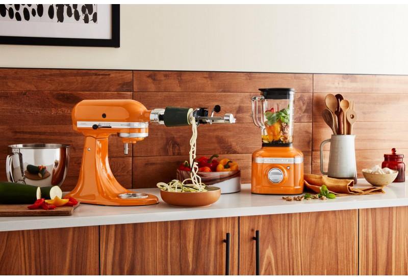 kuchyňské spotřebiče kitchenaid medová barva