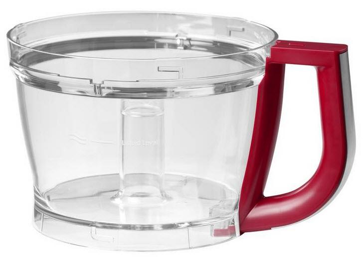 FOOD PROCESSORY KitchenAid mísa k food processoru P2 KFP1335 - královská červená