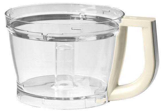 FOOD PROCESSORY KitchenAid mísa k food processoru P2 KFP1335 - mandlová