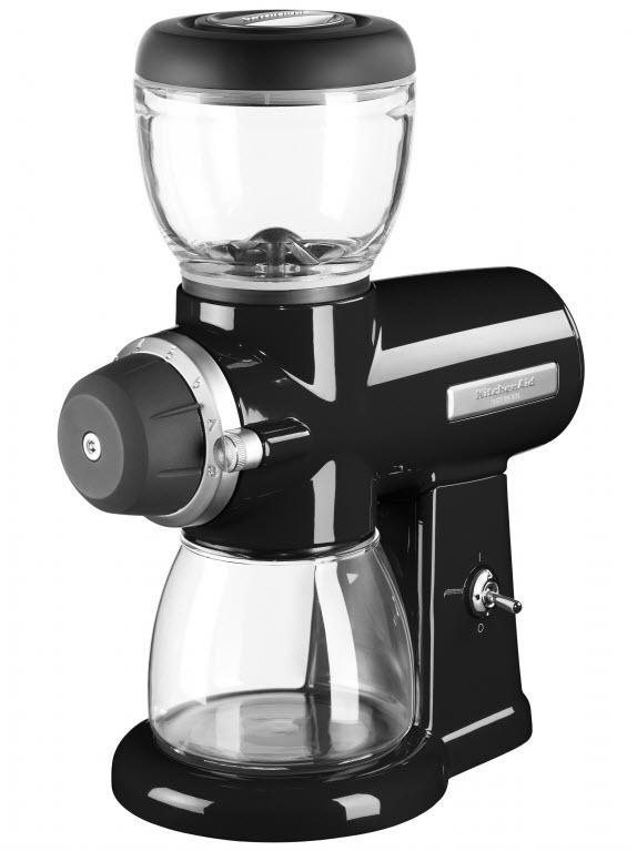 KitchenAid Artisan 5KCG0702EOB kávomlýnek, černá