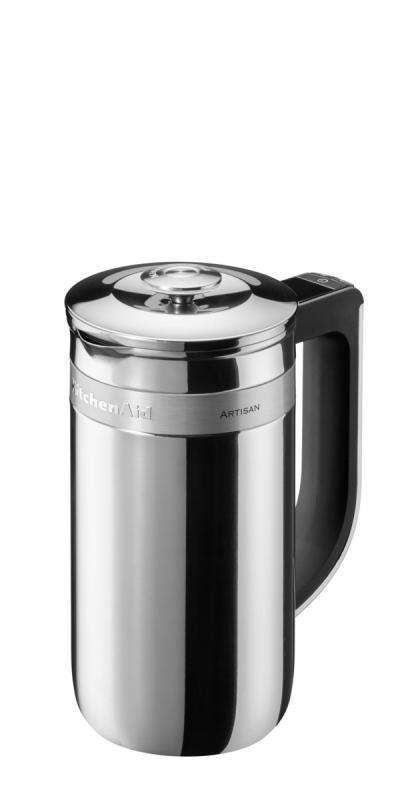 KitchenAid tlakový kávovar - French press 5KCM0512ESS nerez