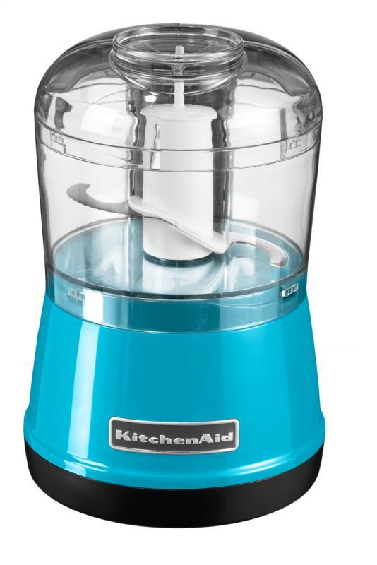 KitchenAid P2 5KFC3515ECL sekáček, křišťálově modrá