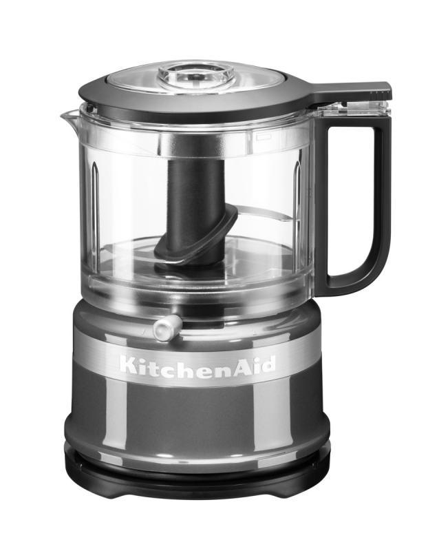 KitchenAid P2 5KFC3516ECU sekáček, stříbrný