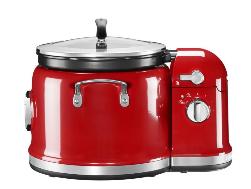 KitchenAid 5KMC4244EER sada Multifunkční hrnec + Míchací stojan - královská červená KitchenAid 5KMC4244EER sada Multifunkční hrnec + Míchací stojan - královská červená