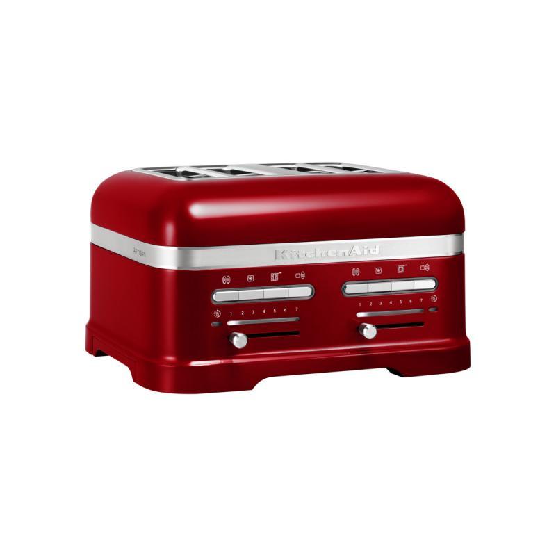 KitchenAid Artisan 5KMT4205ECA toustovač červená metalíza