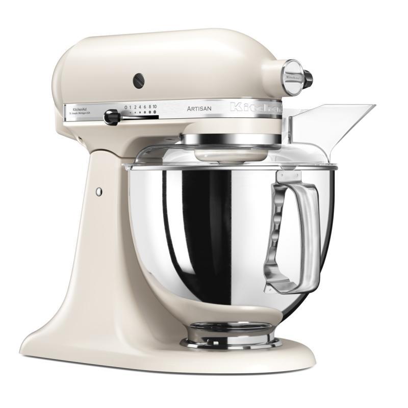 KitchenAid Artisan kuchyňský robot 5KSM175PSELT bílá káva