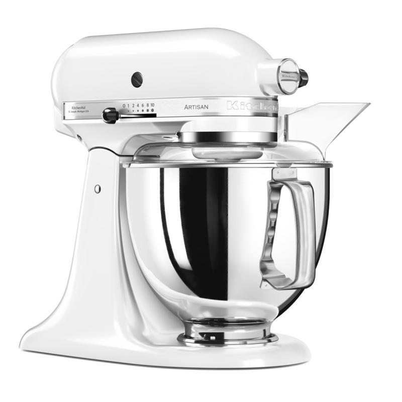 KitchenAid Artisan kuchyňský robot 5KSM175PSEWH bílá