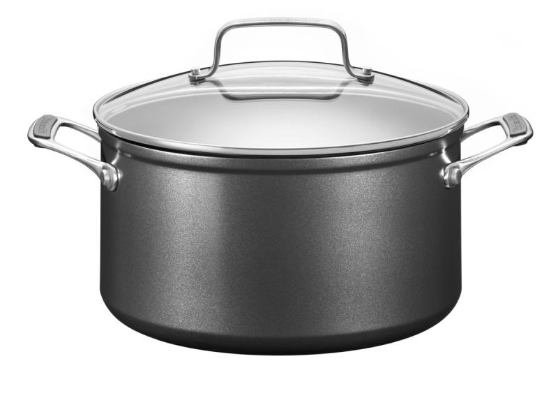 hard anodized nádobí