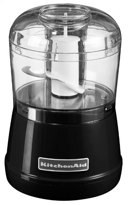 KitchenAid P2 KFC3515EOB sekáček, černá