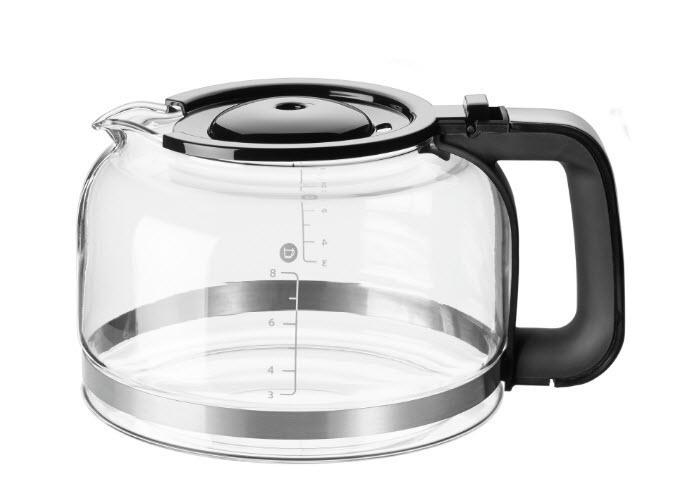 KitchenAid skleněná nádoba ke kávovaru na přelévanou kávu 5KCM0802E